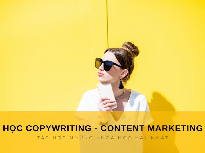 Khóa học Copywriting – Content Marketing