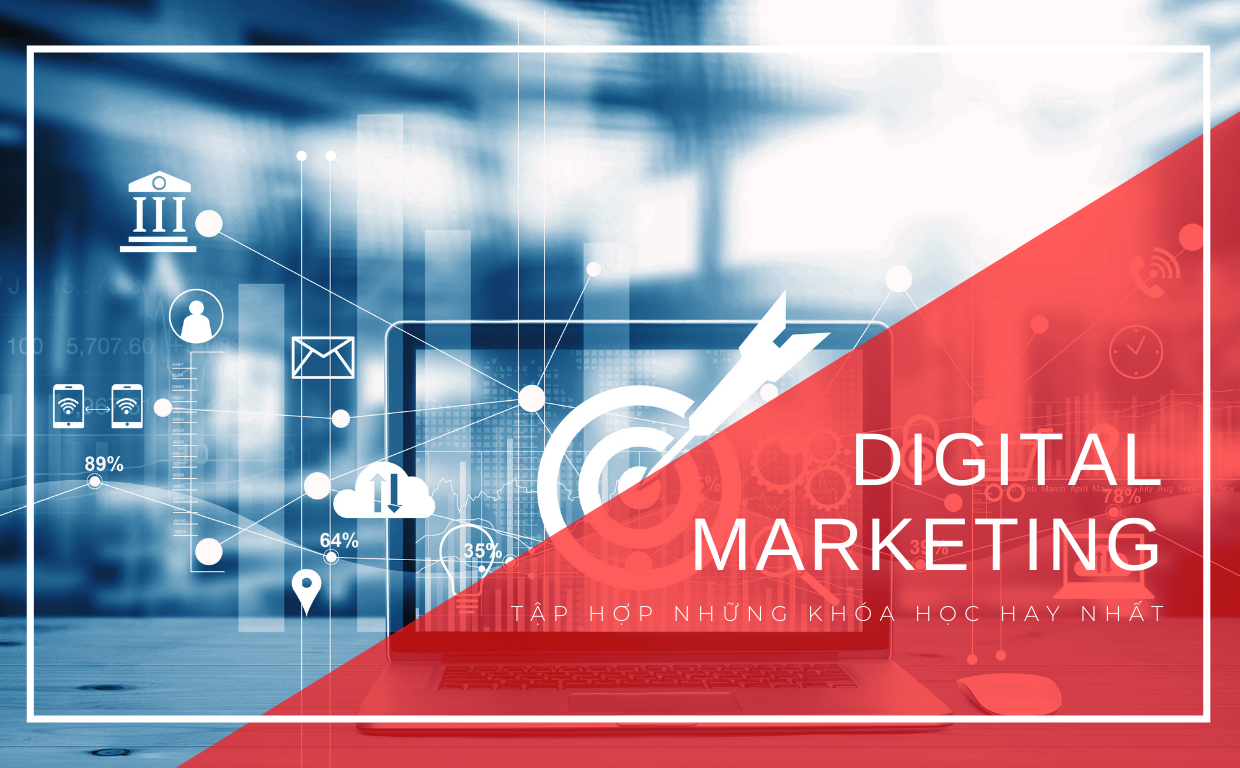 Khóa học Digital Marketing